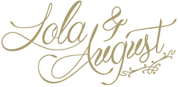 Lola and August logo